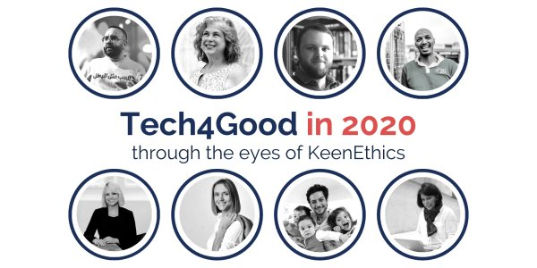 Tech4Good Movement Through the Eyes of KeenEthics