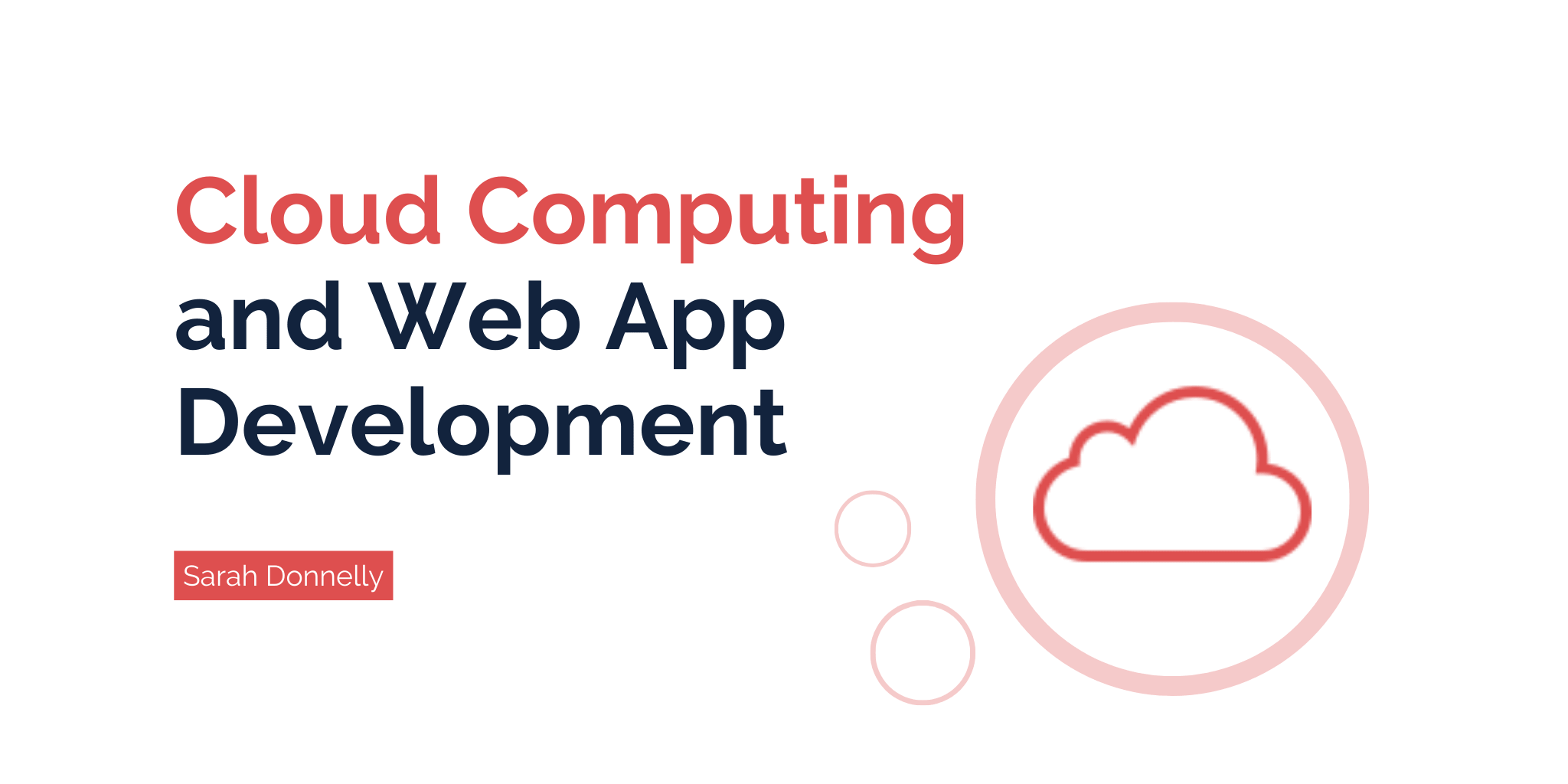 Important Ways Cloud Computing Improves Web App Development