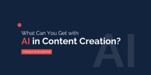 ai in content creation