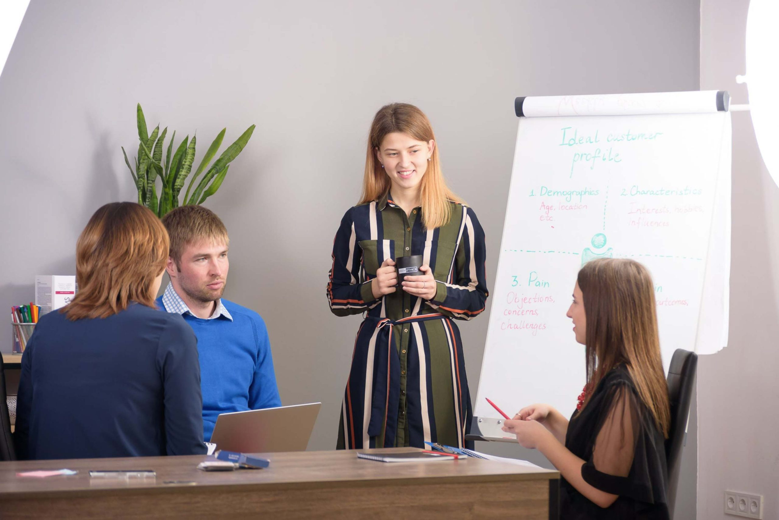 Product Management in a Small Ukrainian Company