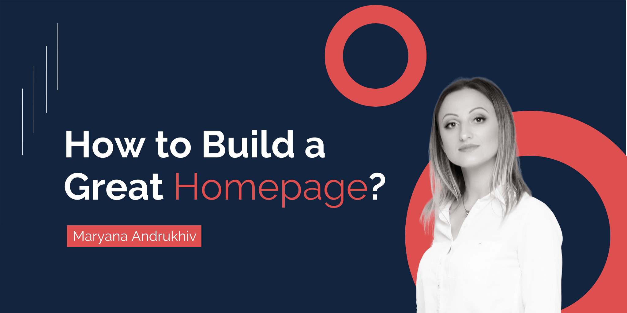 How to Create a Great Homepage: Tips to Consider