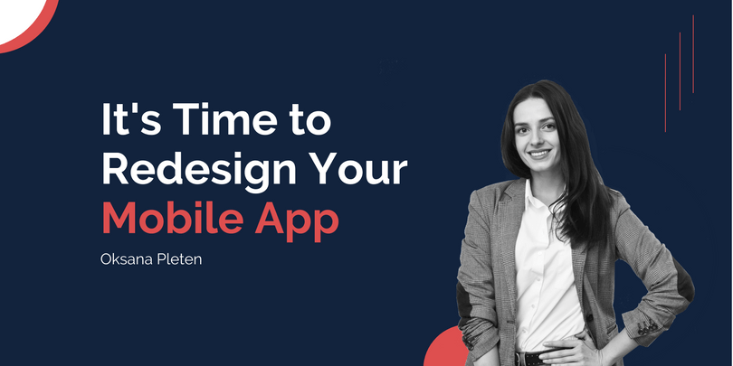 Cut the Complexity — It's Time to Redesign Your Mobile App